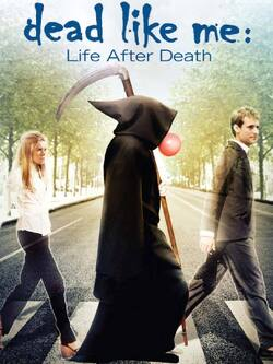 Couverture de Dead like me