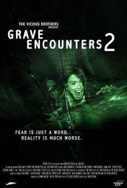 Couverture de Grave Encounters 2