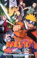 Naruto: La Légende de la pierre de Guelel