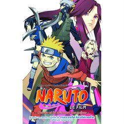 Couverture de Naruto et la Princesse des Neiges