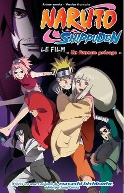 Couverture de Naruto Shippuden : Un funeste présage