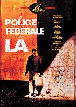 Couverture de Police Fédérale Los Angeles