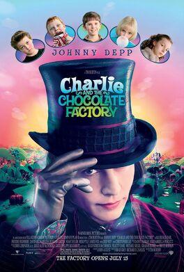 Couverture du livre : Charlie et la chocolaterie