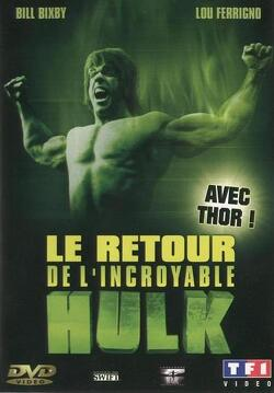 Couverture de Le Retour de l'incroyable Hulk