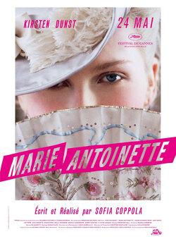Couverture de Marie Antoinette