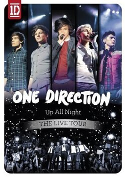 Couverture de One Direction - Up all Night : The Live Tour