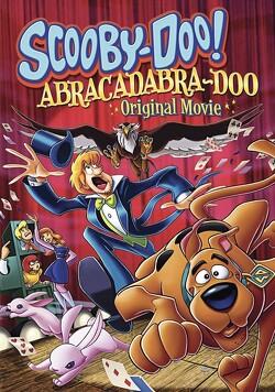 Couverture de Scooby-Doo abracadabra le film