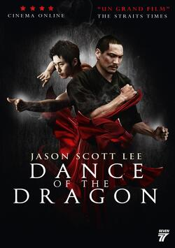 Couverture de Dance of the Dragon
