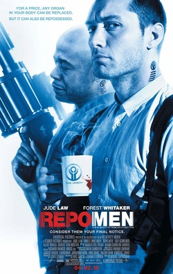 Couverture de Repo Men