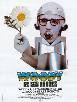 Couverture de woody et les robots