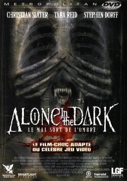 Couverture de Alone in the dark