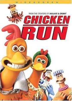 Couverture de Chicken Run
