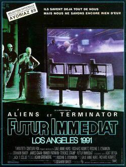 Couverture de Futur Immédiat, Los Angeles 1991