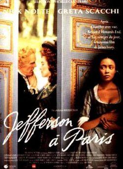 Couverture de Jefferson à Paris