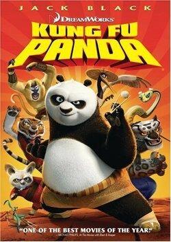 Couverture de Kung Fu Panda