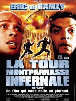Couverture de La tour Montparnasse infernale
