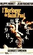 l'horloger de Saint Paul