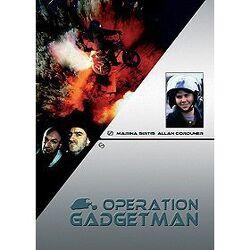 Couverture de Opération Gadgetman