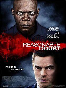 Couverture de Reasonable Doubt