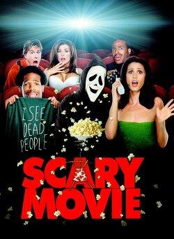 Couverture de Scary Movie