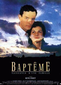 Couverture de Baptême