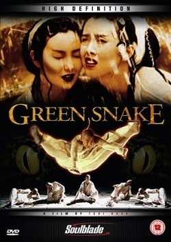 Couverture de Green Snake