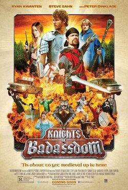 Couverture de Knights of Badassdom