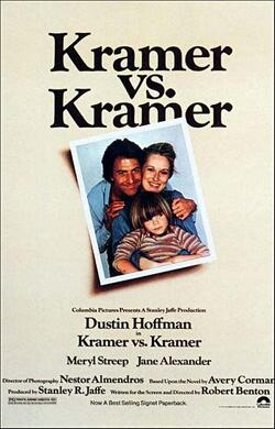 Couverture de Kramer contre Kramer