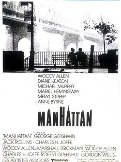 Couverture de Manhattan