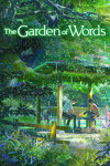 couverture The Garden of Words