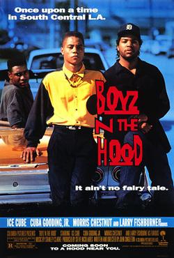 Couverture de Boyz'n the hood