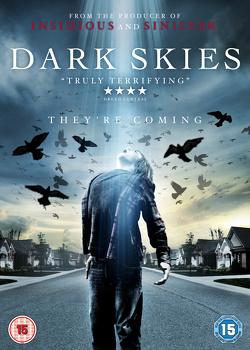 Couverture de Dark Skies