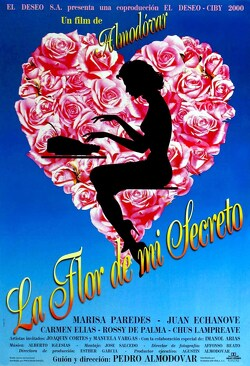 Couverture de La fleur de mon secret