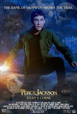 Couverture de Percy Jackson 3 : Le Sort du Titan (film annulé)