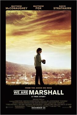 Couverture de We Are Marshall