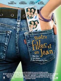 Couverture de 4 filles et un jean