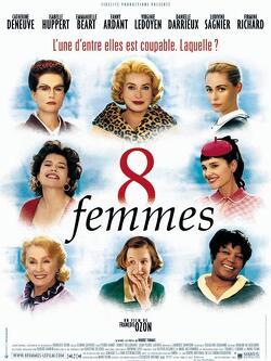 Couverture de 8 femmes