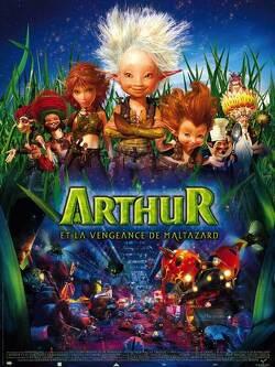 Couverture de Arthur 2 : Et la Vengeance de Maltazard