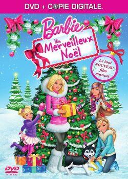 Couverture de Barbie : Un Merveilleux Noël