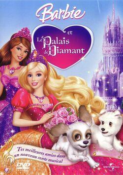 Couverture de Barbie et le Palais de diamant