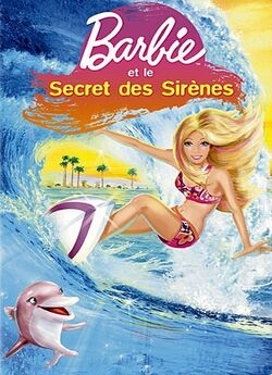 Couverture de Barbie et le Secret des sirènes
