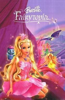 Couverture de Barbie Fairytopia