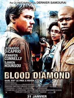 Couverture de Blood Diamond