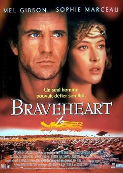 Couverture de Braveheart