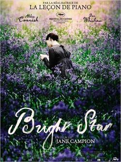 Couverture de Bright star
