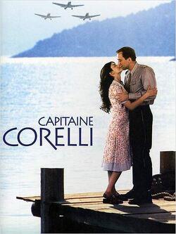 Couverture de Capitaine Corelli