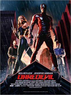 Couverture de Daredevil