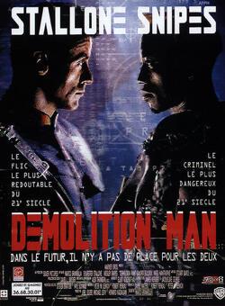 Couverture de Demolition Man