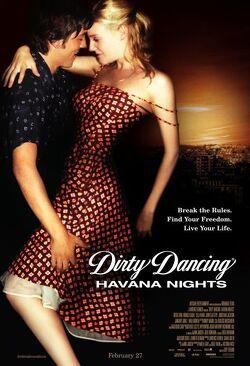 Couverture de Dirty Dancing 2 : Havana Nights