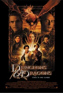 Couverture de Donjons et Dragons